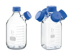 DURAN® Multi-Neck HPLC Bottles