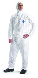 Hooded protective coveralls Tyvek® 400 Dual DuPont™