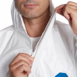 Hooded protective coveralls Tyvek® 500 Xpert white DuPont™