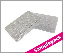 Samplepack Standard Microplates 96 Well in PS Greiner Bio-One