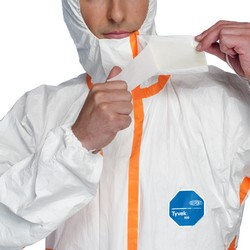 Hooded protective coveralls Tyvek® 800 J DuPont™