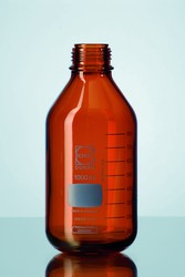 Laboratory bottles DURAN® amber glass