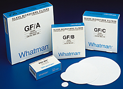 Glass Microfiber Filter GF/D, Binder Free GE Whatman